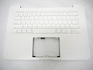 "KB Topcase - NEW Top Case Palm Rest with US Keyboard 806-0468 for Apple MacBook 13"" A1342 White 2009 2010"