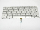 "Keyboard - 90% New Silver UK Great Britain Keyboard Backlight for Apple Macbook Pro 15"" A1226 2007"