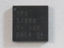 IC - TPS51980RTVR TPS 51980 QFN 32pin Power IC Chip