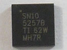 IC - Power IC SN105257B QFN 32pin Chipset SN 105257 B