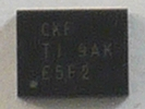 IC - Power IC BQ24113ARHLR QFN 20pin Chipset BQ 24113 ARHLR Part Mark CKF