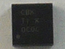 IC - Power IC TPS73501DRBR QFN 8pin Chipset TPS 73501 DRBR Part Mark CBK