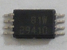 IC - Power IC BQ29410PW SSOP 8pin Chipset BQ 29410 PW Part Mark 29410