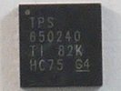 IC - Power IC TPS650240RHBR QFN 32pin Chipset TPS 650240 RHBR