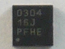IC - Power IC TPS40304DRCR QFN 10pin Chipset TPS 40304 DRCR Part Mark 0304