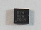 IC - Power IC TPS62402DRCR QFN 10pin Chipset TPS 62402 DRCR Part Mark BYH