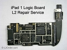 iPad Repair - iPad 1 Logic Board Repair Service
