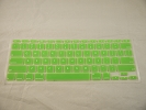 "Keyboard - Keyboard Cover Skin 0.1mm M&S Crystal Guard for Apple MacBook Air 11"" A1370 2010 2011 Green"