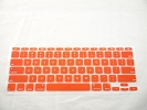 "Keyboard - Keyboard Cover Skin 0.1mm M&S Crystal Guard for Apple MacBook Air 11"" A1370 2010 2011 Orange"