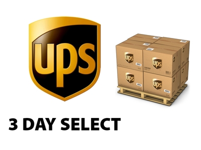 UPS 3 Day Select Shipping Service for US Customers Only