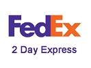 Fedex - FedEx 2Day Shipping Service for US Customers Only