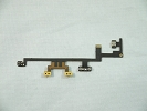 Parts for iPad 3 - NEW Power Switch On/Off Volume Control Ribbon Flex Cable 821-1256-06 for iPad 3 A1416 A1430 A1403