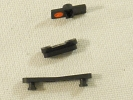 Parts for iPad 1 - 3PCs Mute Silent Switch On/Off Volume Power Lock Key Button Set for iPad 1 WiFi A1219 3G A1337