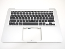 "KB Topcase - Grade B Top Case Palm Rest US Keyboard without Trackpad for Apple Macbook Pro 13"" A1278 2009 2010 c/w 2011 2012"