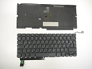"Keyboard - USED Israel Hebrew Keyboard With Backlight for Apple MacBook Pro 15"" A1286 2009 2010 2011 2012"
