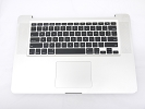 "KB Topcase - Grade A Top Case Palm Rest with US Keyboard and Trackpad Touchpad for Apple Macbook Pro 15"" A1286 2009"
