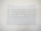 "KB Topcase - 95% NEW White Top Case Palm Rest with US Keyboard and Trackpad Touchpad for Apple MacBook 13"" A1181 2008 2009 also Compatible with 2006 2007"