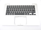 "KB Topcase - Grade A Top Case US Keyboard without Trackpad for Apple MacBook Pro 13"" A1278 2008"