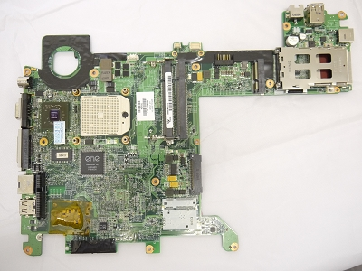 HP Pavilion TX1000 Series Motherboard Main Board 441097-001 with 2010 Video Graphic Chip Reball Tested