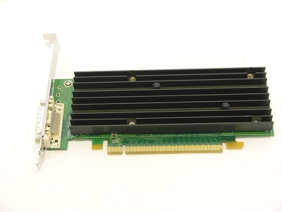 NVIDIA Quadro NVS290 Graphics Video Card with 256MB DDR2 RAM