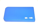 "Other Accessories - Blue 2.5"" SATA Hard Drive HDD Enclosure External Case for MacBook Pro A1278 A1286 A1297 Laptop"