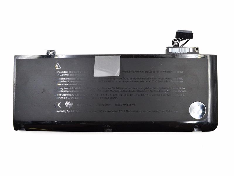 "USED Battery A1322 020-6547-A 020-6764-A 020-6381-A 661-5391 661-5229 661-5557 for MacBook Pro 13"" A1278 2009 2010 2011 2012"