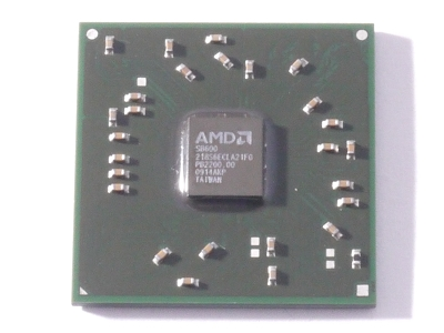 AMD 218S6ECLA21FG BGA chipset With Lead Solder Balls