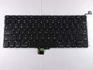 "Keyboard - USED US Keyboard With Backlight Backlit for Apple MacBook Pro 13"" A1278 2011 2012"