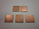 Cooling Material - 1x 0.8mm Copper Shim for TX1000 AMD MOTHERBOARD
