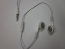 Headset - NEW Headphone Headset With Mic Microphone for iPhone 2G 3G