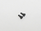 "Screw Set - NEW Audio Sound Jack Screw Screws 2PCs for Apple MacBook Pro 15"" A1398 2012 2013 Retina"