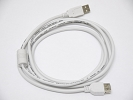Cable - HIGH SPEED USB 2.0 EXTENSION CABLE A to A 1.5M 6FT 6 FT