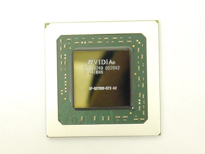 NVIDIA GF-G07800-GTX-A2 BGA chipset With Lead free Solder Balls