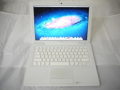 "USED Good Apple White MacBook 13"" A1181 Mid-2007 MB061LL/A EMC 2139 2.0 GHz Core 2 Duo 2GB Ram 160GB HDD Intel GMA 950 Laptop"