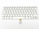 "Keyboard - 90% NEW Silver Spanish Keyboard Backlit Backlight for Apple Macbook Pro 17"" A1261 2008 US Model Compatible"