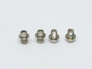 "Screw Set - Hard Drive HDD Screw Screws Set 4PCs for Apple Unibody MacBook Pro 13"" A1278 15"" A1286 17"" A1297"
