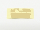 Tape - NEW Adhesive Touch Screen Glass Tape Sticker for Apple iPhone 4 A1332 A1349