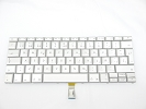 "Keyboard - 90% NEW Silver Spanish Keyboard Backlight for Apple Macbook Pro 17"" A1229 2007 US Model Compatible"