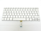 "Keyboard - 90% NEW Silver Greek Keyboard Backlight for Apple Macbook Pro 17"" A1229 2007 US Model Compatible"
