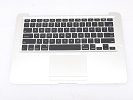 "KB Topcase - Grade B Top Case US Keyboard Trackpad Touchpad for Apple MacBook Air 13"" A1237 2008 A1304 2008 2009"