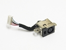 DC Power Jack With Cable - HP Pavilion DC POWER JACK SOCKET WITH CABLE CHARGING PORT