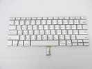 "Keyboard - 90% NEW Silver Taiwanese Keyboard Backlit Backlight for Apple Macbook Pro 15"" A1260 2008  US Model Compatible"