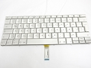 "Keyboard - 99% NEW Silver Icelandic Keyboard Backlight for Apple Macbook Pro 17"" A1229 2007 US Model Compatible"