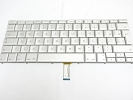 "Keyboard - 99% NEW Silver Norwegian Bokmal Keyboard Backlight for Apple Macbook Pro 17"" A1229 2007 US Model Compatible"