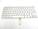 "Keyboard - 99% NEW Silver Portuguese Keyboard Backlight for Apple Macbook Pro 17"" A1229 2007 US Model Compatible"