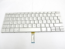 "Keyboard - 90% NEW Silver Portuguese Keyboard Backlight for Apple Macbook Pro 17"" A1229 2007 US Model Compatible"