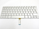 "Keyboard - 99% NEW Silver Spanish Keyboard Backlight for Apple Macbook Pro 17"" A1229 2007 US Model Compatible"