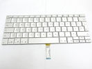 "Keyboard - 99% NEW Silver French Canadian Keyboard Backlight for Apple Macbook Pro 17"" A1229 2007 US Model Compatible"