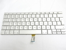 "Keyboard - 90% NEW Silver Turkey Keyboard Backlight for Apple Macbook Pro 17"" A1229 2007 US Model Compatible"