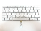 "Keyboard - 99% NEW Silver UK Great Britain Keyboard Backlight for Apple Macbook Pro 17"" A1229 2007 US Model Compatible"